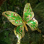 Irish Butterfly Decoration