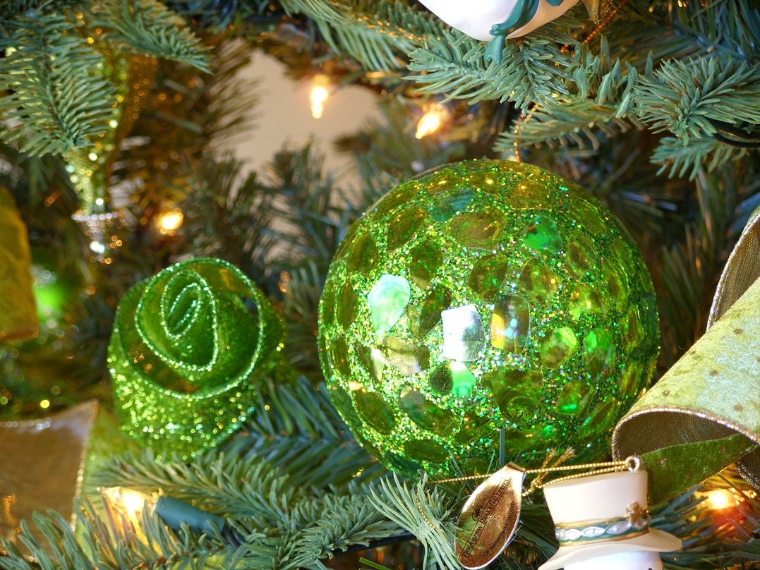 Decorating an Irish Themed Christmas Tree | Amazing Christmas Ideas