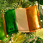 Irish Flag ornament