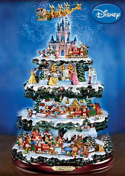 the wonderful world of disney christmas tree - Disney Christmas Tree