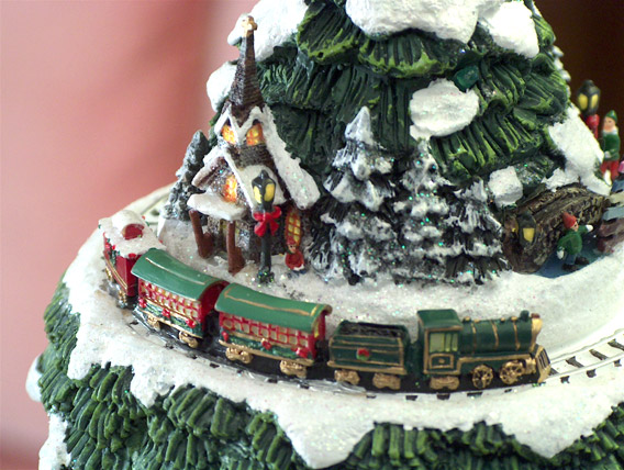 Click The Thumbnails Below To See Some Detailed Close Ups Of Train Tree